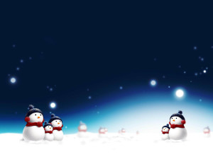 Snowman Wallpaper Free Download