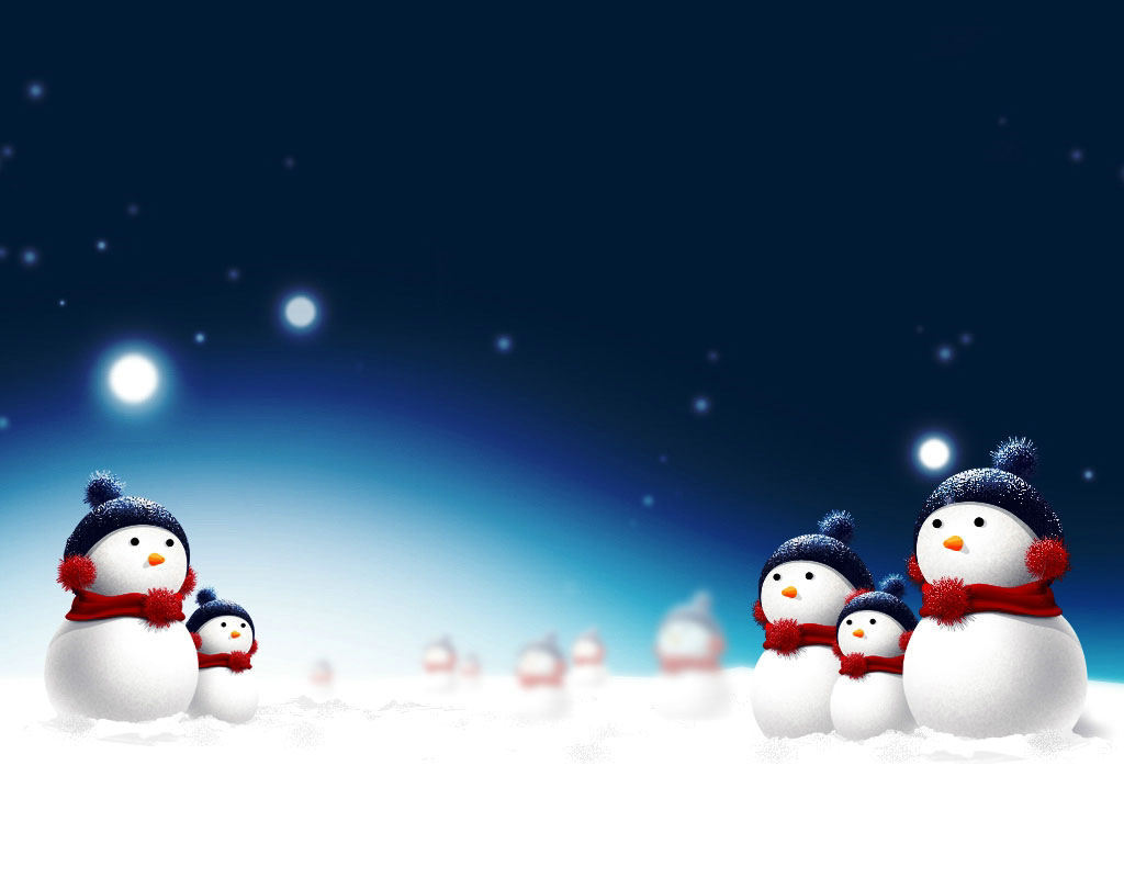 Snowman Wallpaper Iphone Mobile