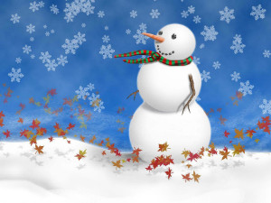 Snowman Wallpaper Mobile Phones