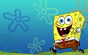 Spongebob Smile Wallpaper Cute