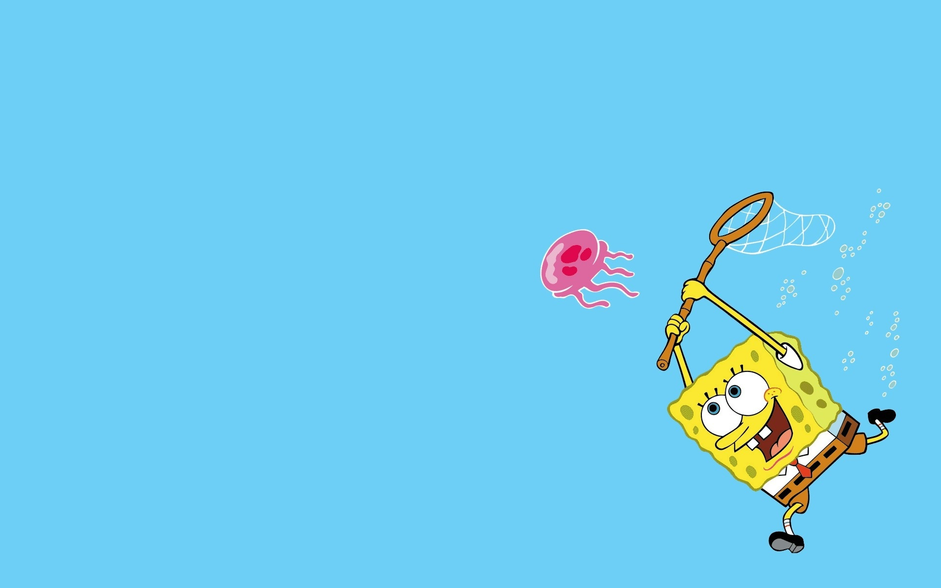 Spongebob Wallpapers 1920×1200