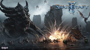 Starcraft 2 Games Wallpaper HD