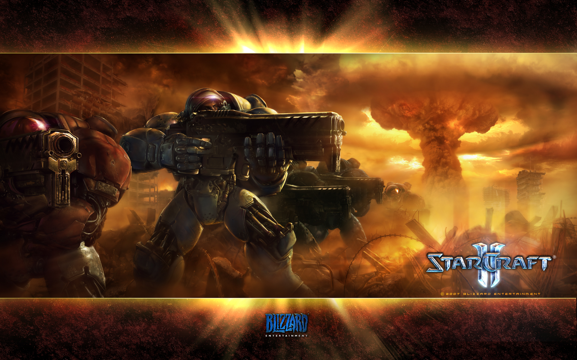 Starcraft 2 Wallpapers 1920×1200