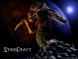 Starcraft Wallpaper Free Downloads