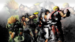 Street Fighter Cool Wallpaper 1920x1080
