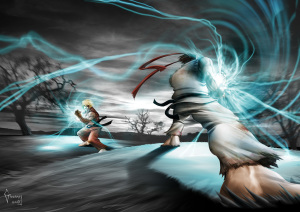 Street Fighter IV Wallpaper Android Phones