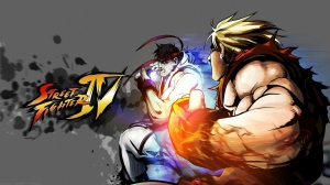 Street Fighter IV Wallpaper Free Downloads