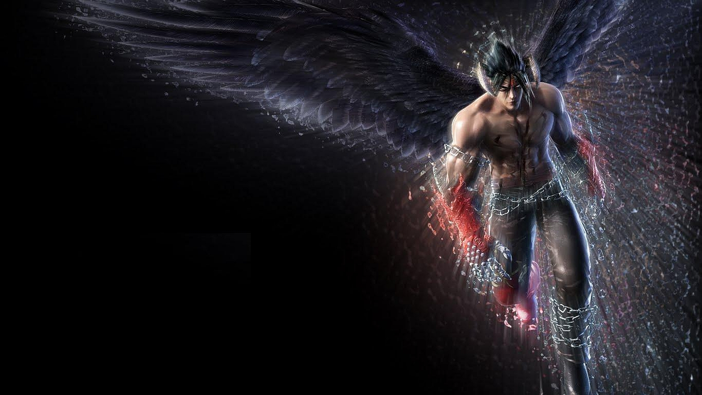 Tekken Wallpaper 3D