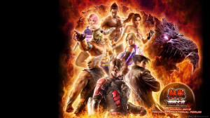 Tekken Wallpaper Character Cool