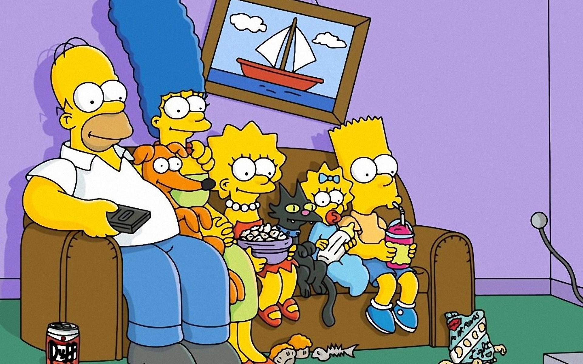 The Simpsons Wallpaper High Resolution