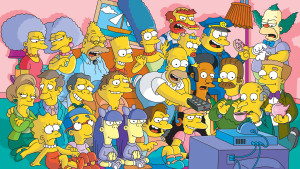 The Simpsons Wallpaper Widescreen HD