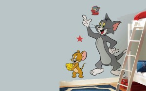 Tom And Jerry Cartoons Wallpaper