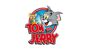 Tom And Jerry Wallpaper Logo