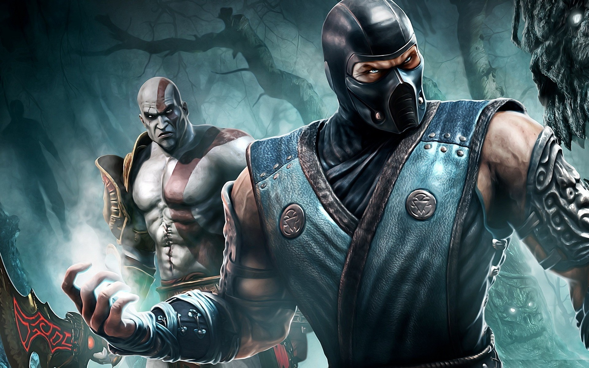 Video Games Mortal Kombat Wallpaper