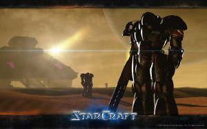 Wallpaper Starcraft Wallpaper Background