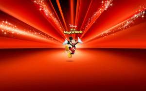 Walt Disney Cartoons Wallpaper