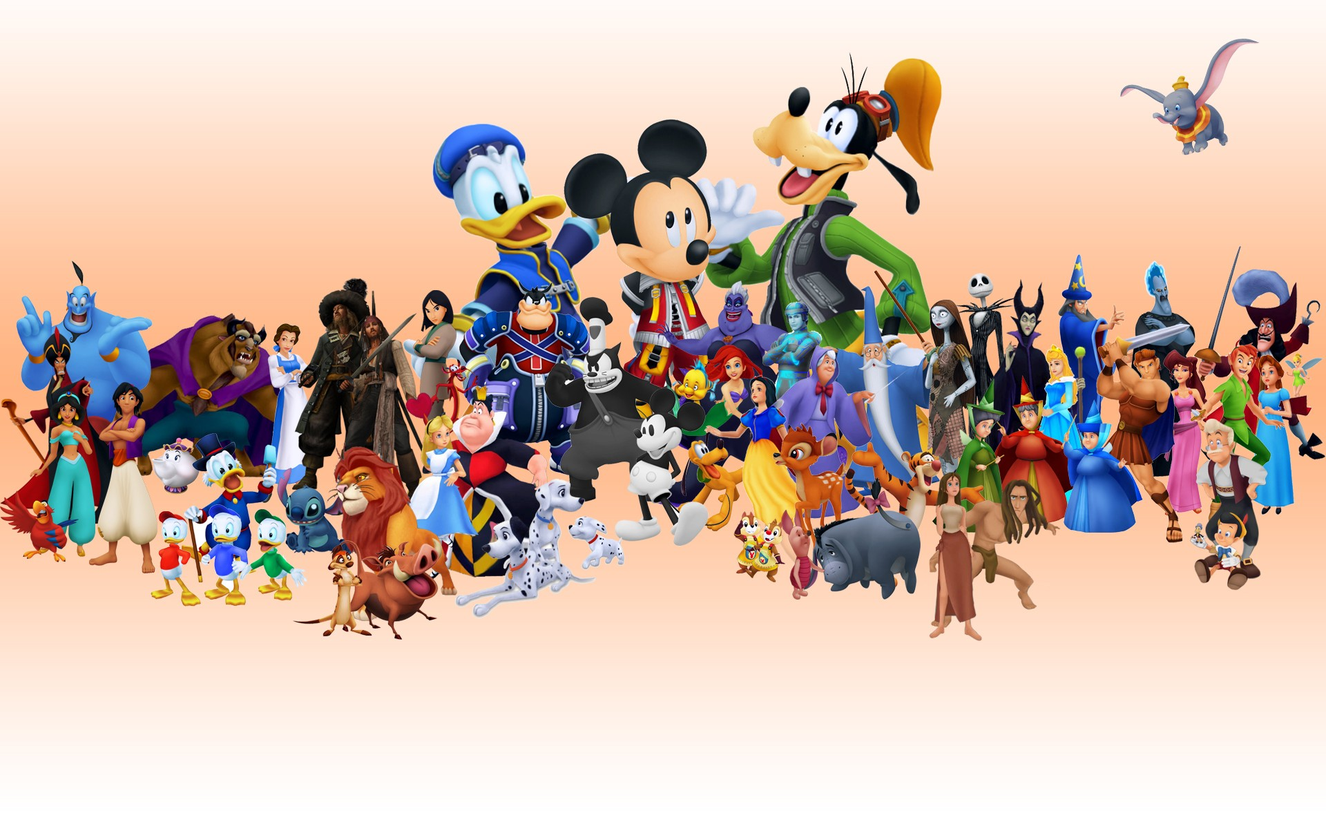 Walt Disney Wallpaper Free Download