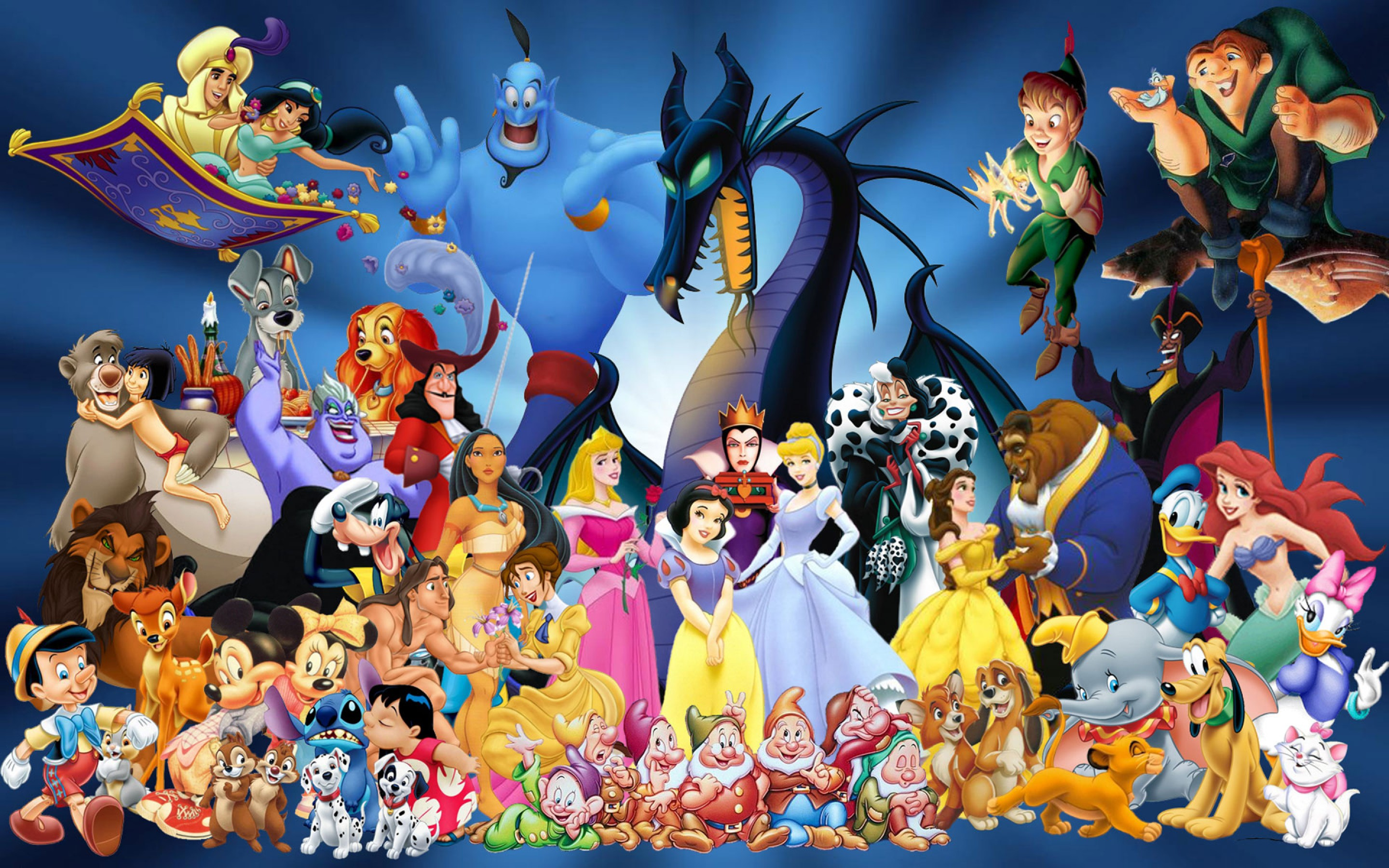 Walt Disney Wallpaper Fullscreen