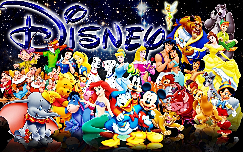 Walt Disney Wallpaper PC Computer
