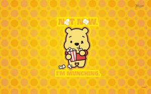 Winnie The Pooh Cartoons Disney Wallpaper