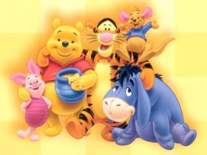 Winnie The Pooh Wallpaper 1024
