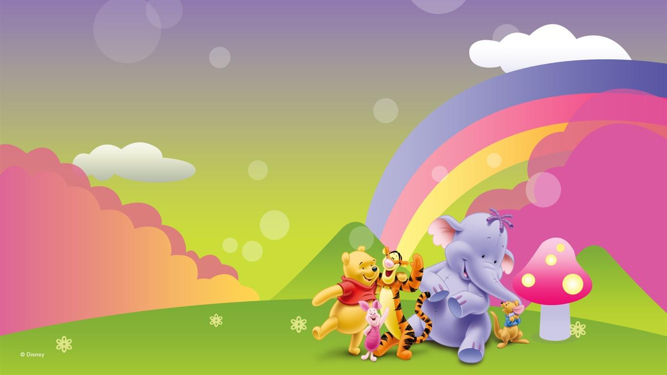 Winnie The Pooh Wallpaper 1366×768