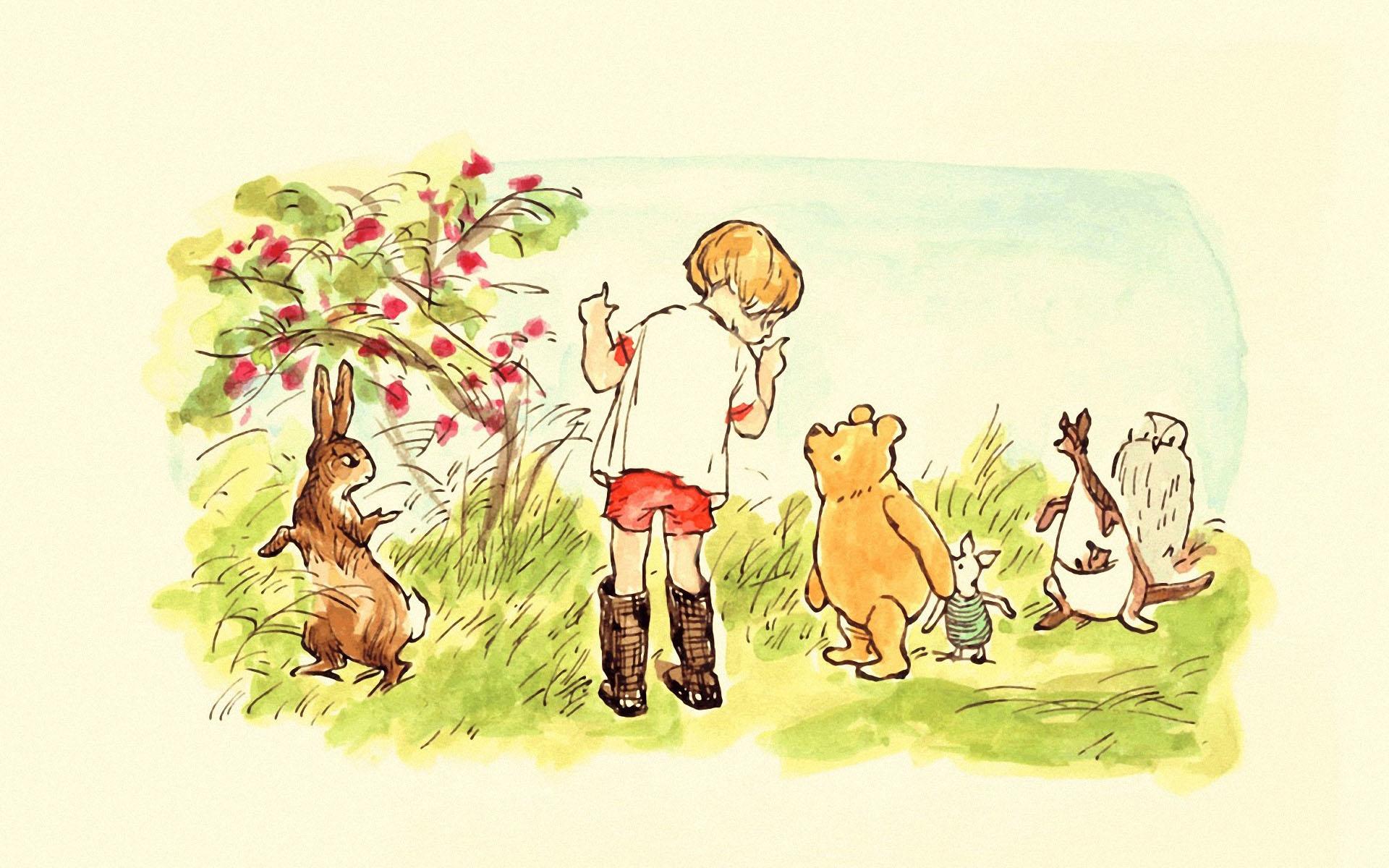 Winnie The Pooh Wallpaper 1920×1200