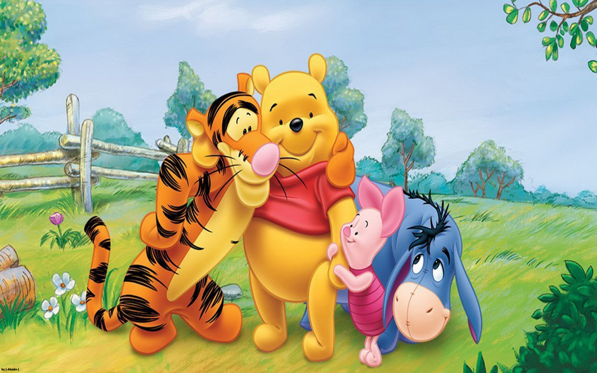 Winnie The Pooh Wallpaper Download HD