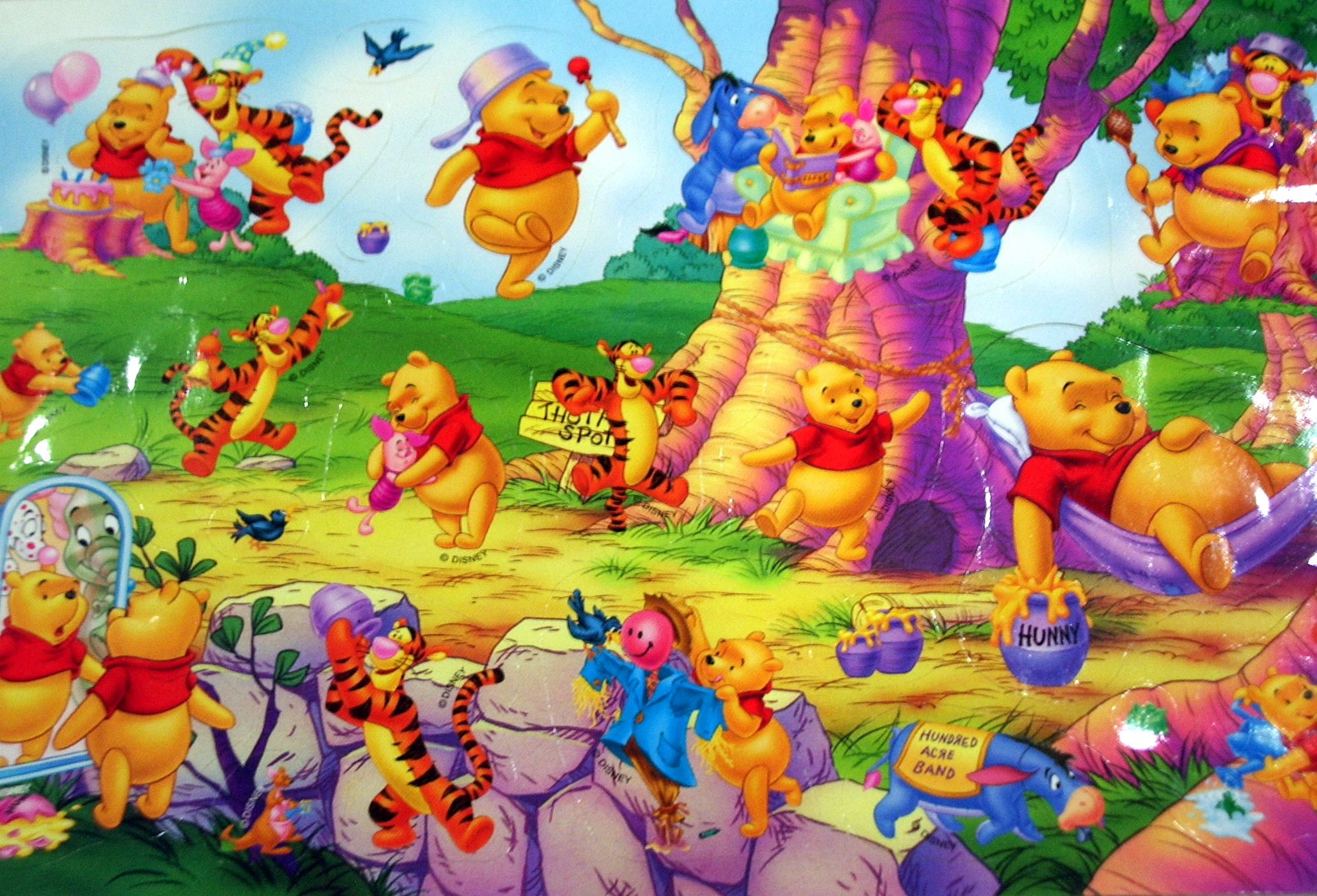 Winnie The Pooh Wallpaper Image