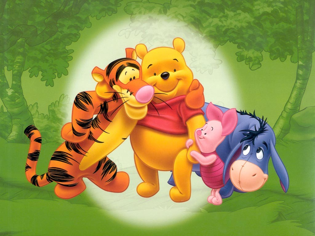 Winnie The Pooh Wallpaper Movies