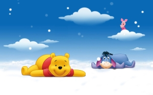 Winnie The Pooh Wallpaper Screensaver HD