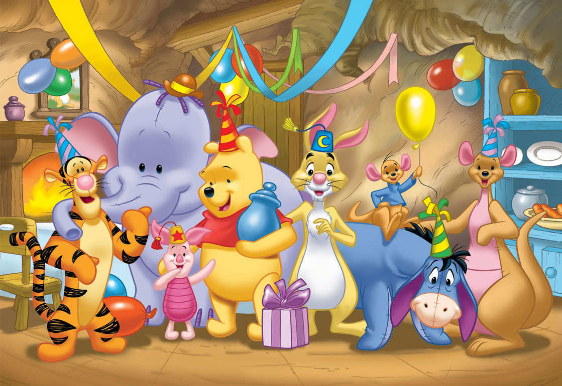 Winnie the pooh wallpapers hd 9453 wallpaper walldiskpaper winnie the pooh wallpapers hd voltagebd Gallery