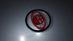 Ac Milan 3D logo Wallpapers