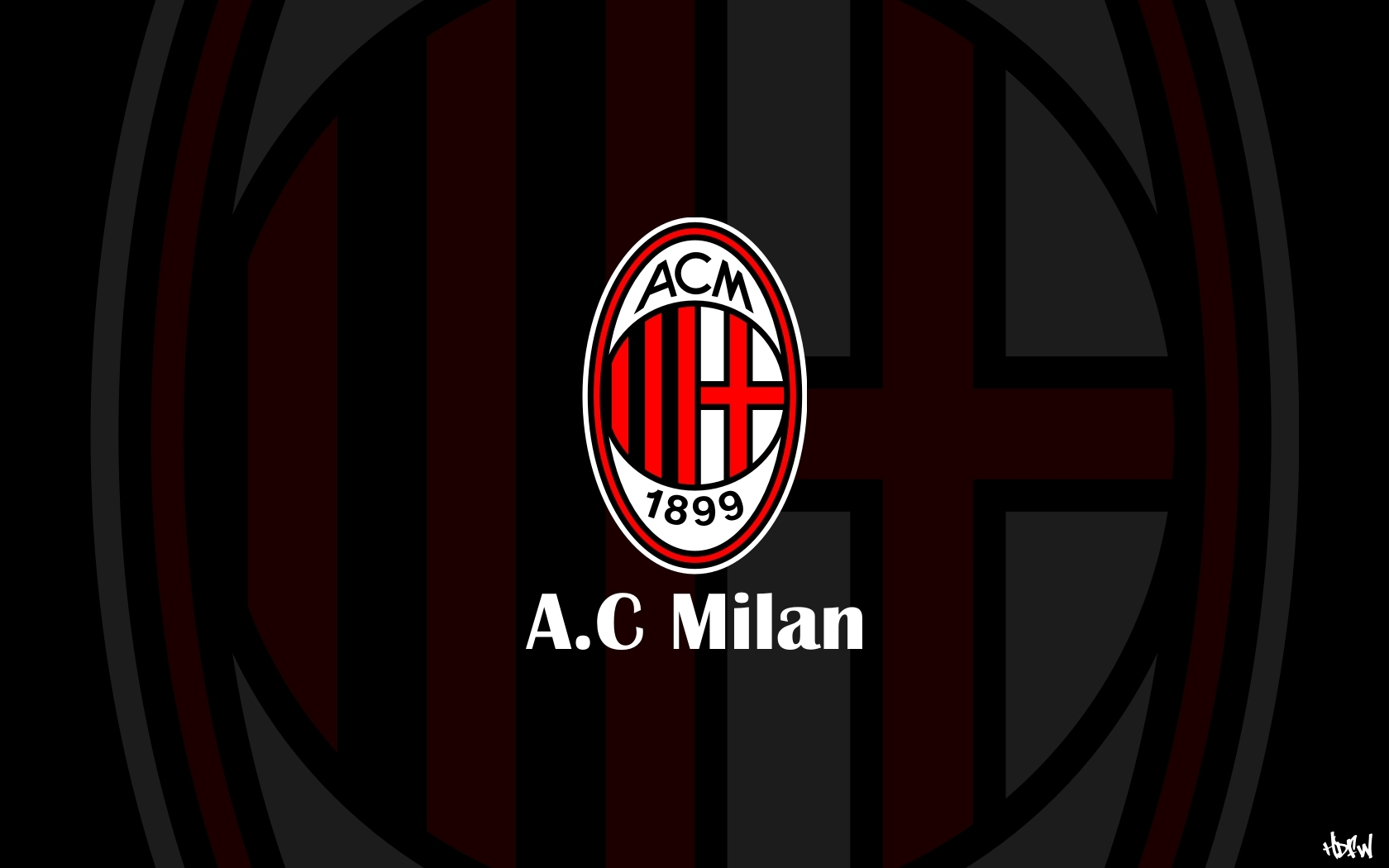 Ac Milan Logo Wallpaper Android Phones