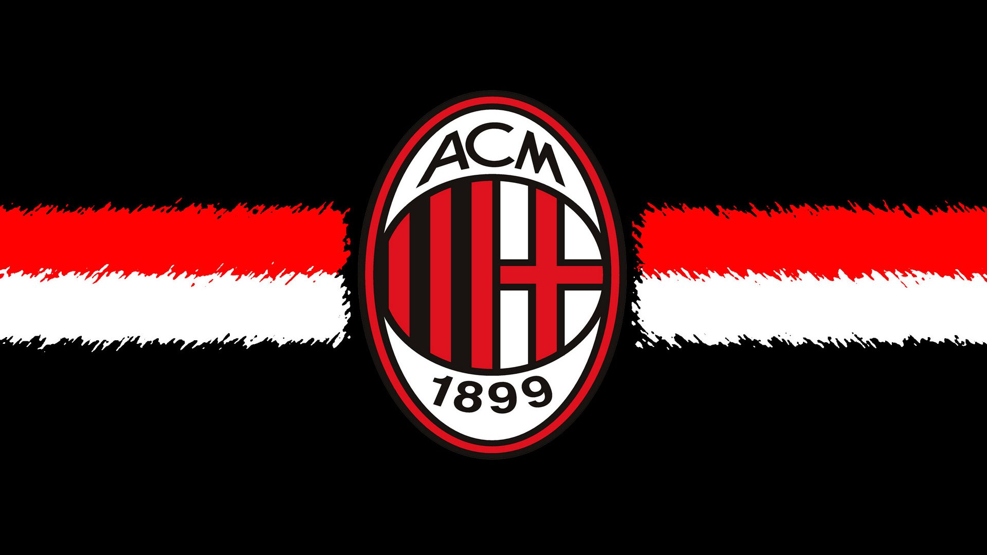 Ac Milan Logo Wallpaper Desktop