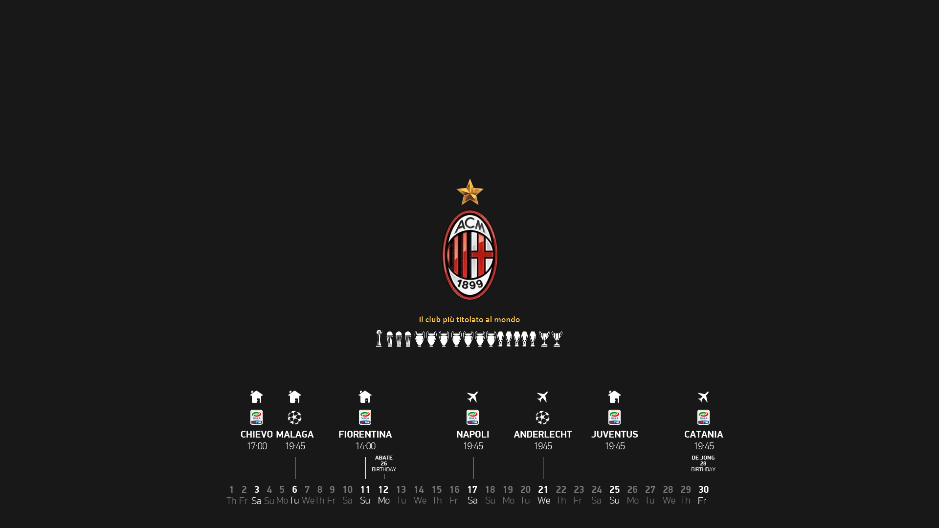 Ac Milan Wallpaper 2015 Free Downloads
