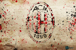 Ac Milan Wallpaper Download Cool Logo