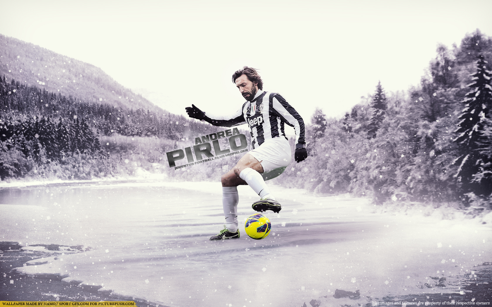 Andrea Pirlo Wallpaper 2015 Free