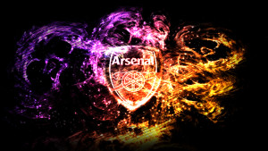 Arsenal Logo Wallpaper Fullscreen