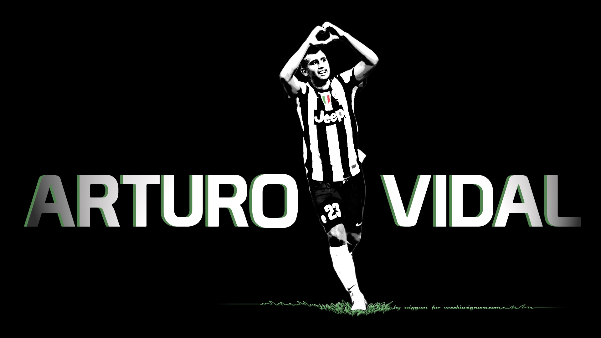Arturo Vidal Wallpaper HD