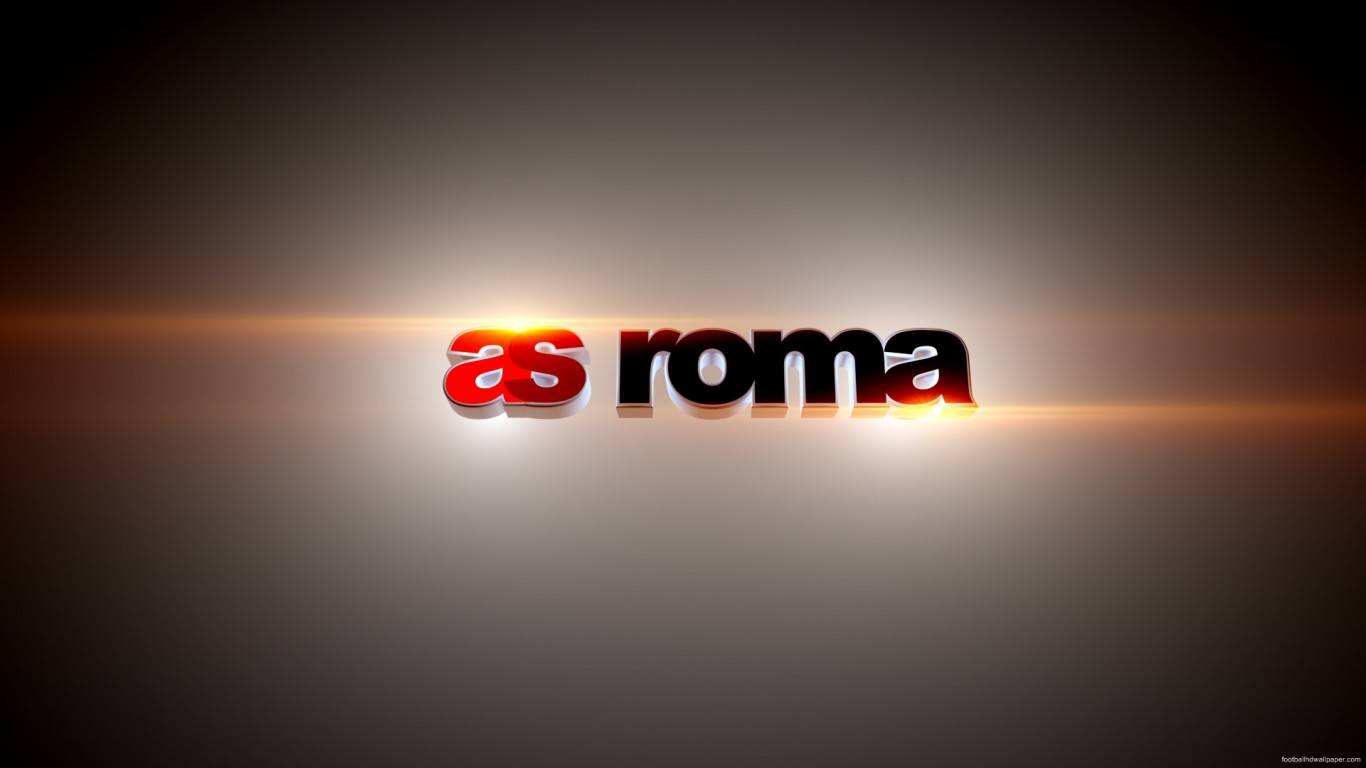 As Roma Wallpaper Font Design 2015