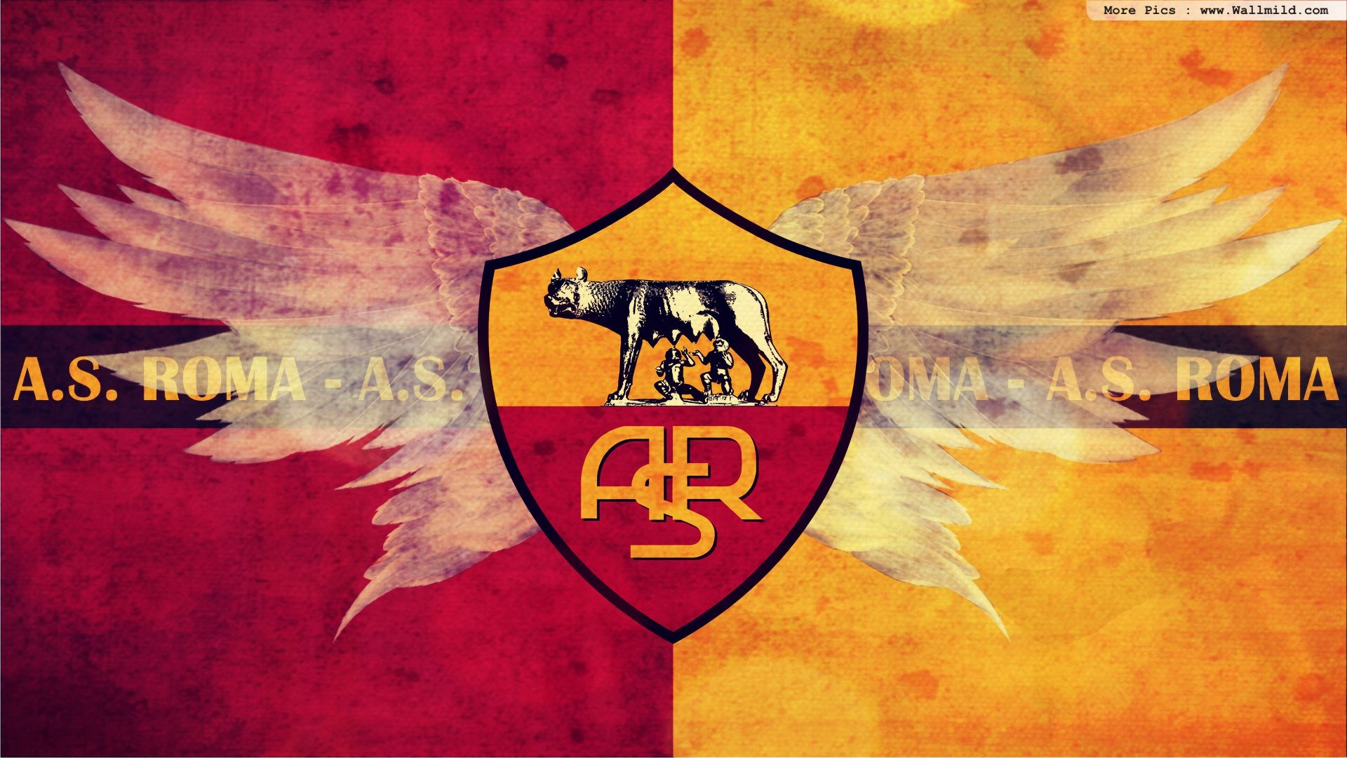 As Roma Wallpaper Fullscreen HD
