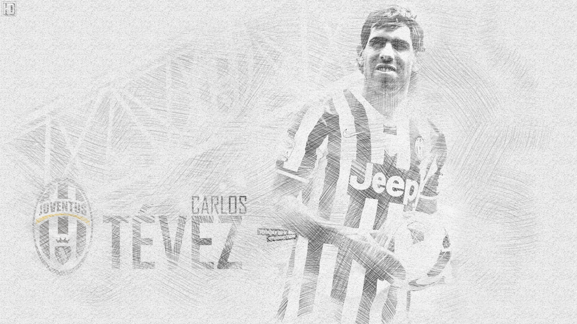 Carlos Tevez Wallpaper Desktop