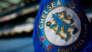 Chelsea Wallpaper Flag