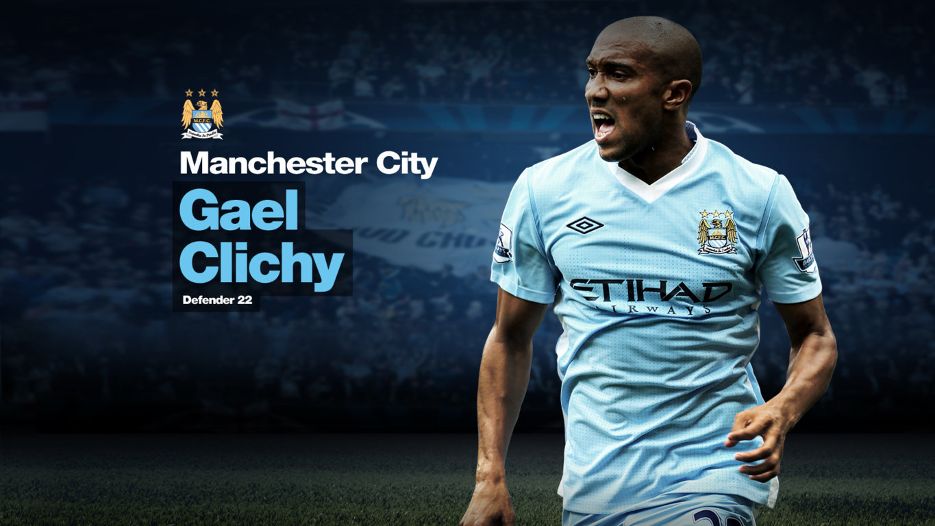 Clichy Manchester City Wallpaper