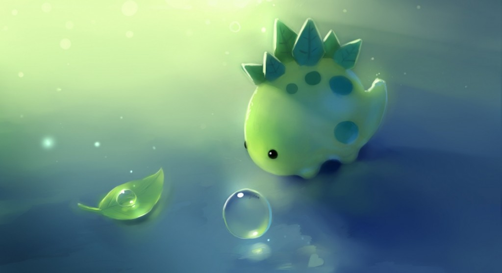 cute wallpaper green monster 11118 wallpaper walldiskpaper