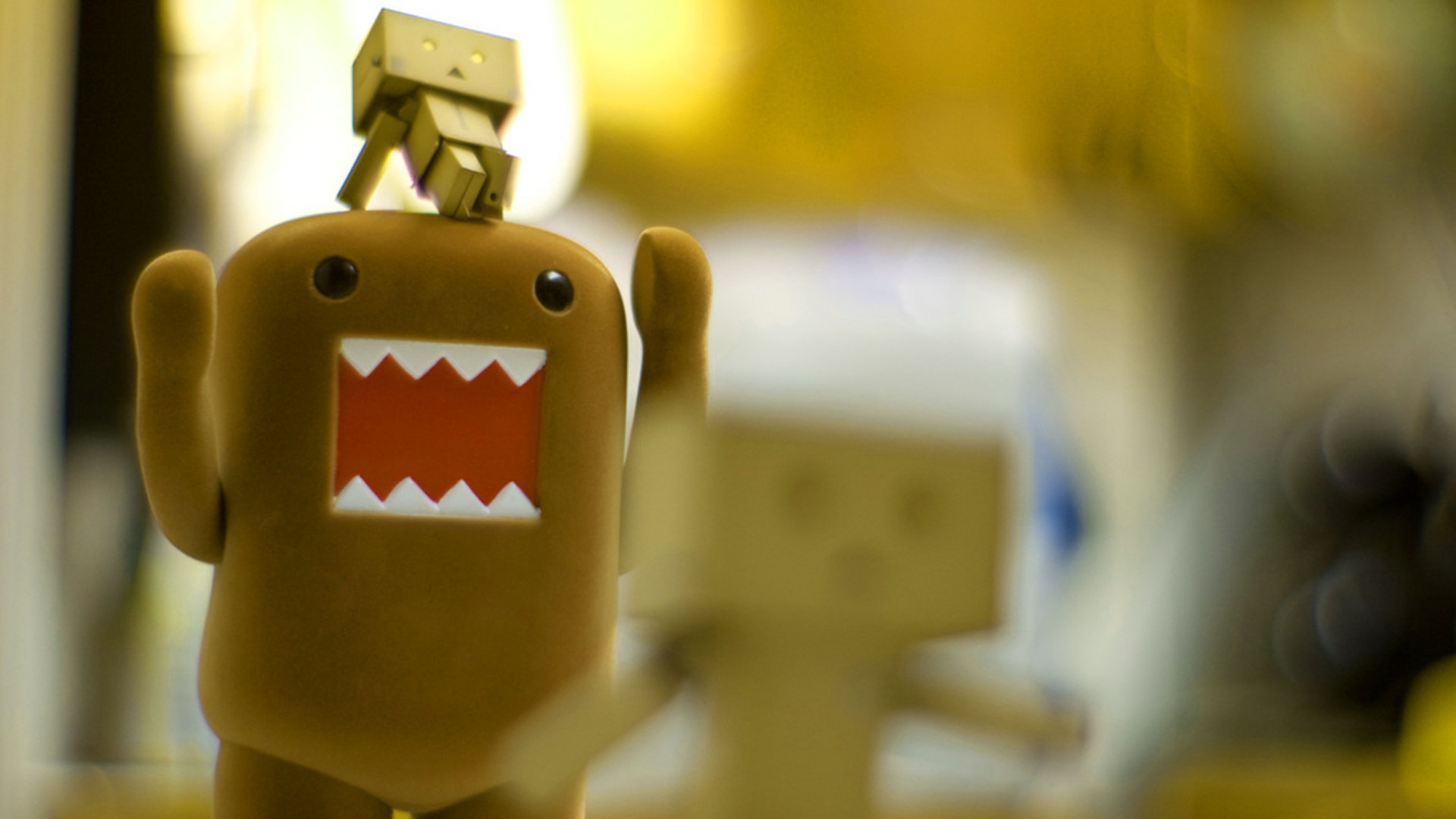 Danbo Domo Wallpaper Cute Free