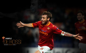 Daniele De Rossi Handsome Wallpaper As roma