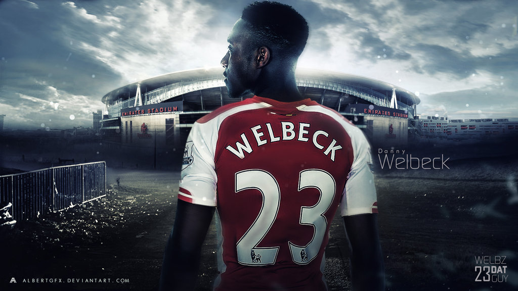 Danny Welbeck Arsenal Wallpaper
