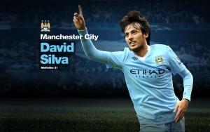 David Silva Wallpaper HD